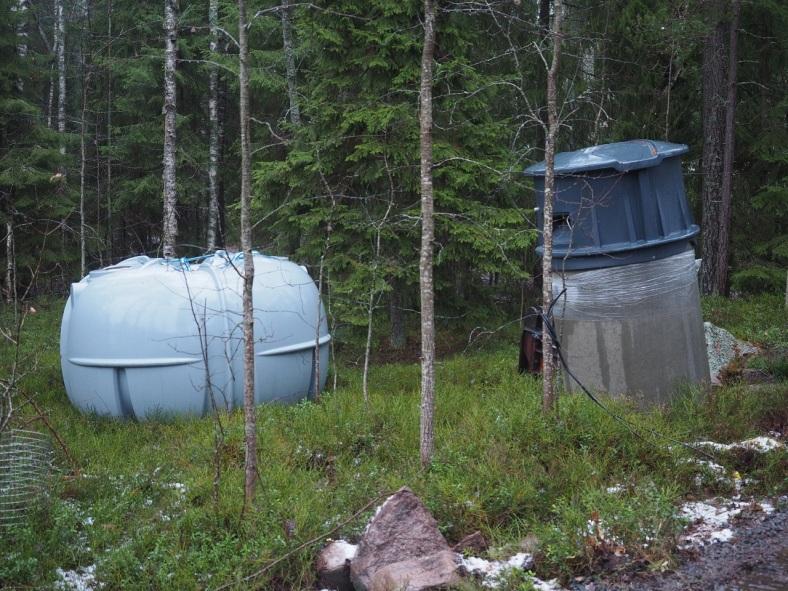 Jätevedenpuhdistuslaitteet